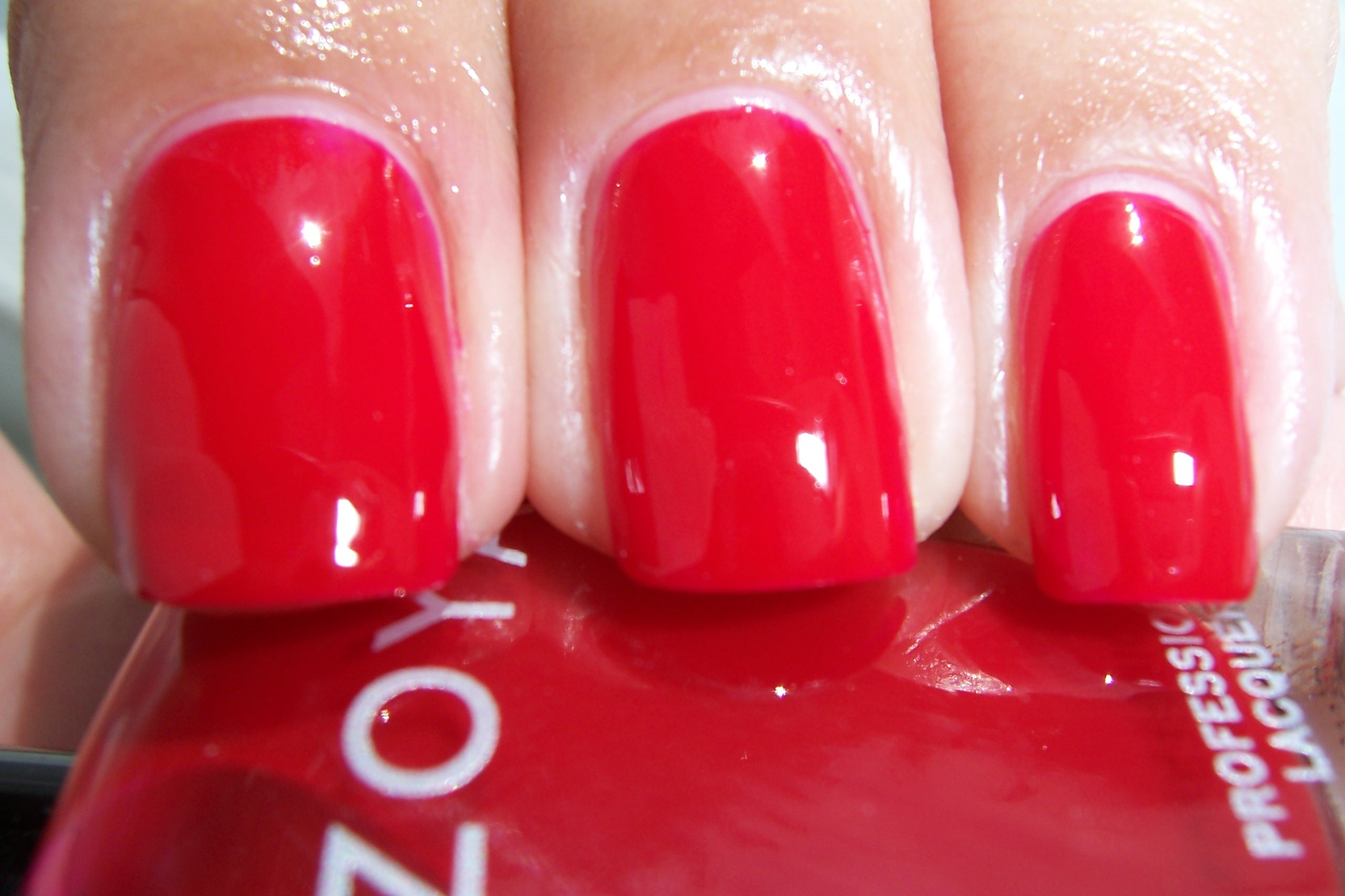 Zoya Is Here! - Of Life and Lacquer