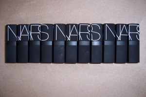 NARS Lipstick Review