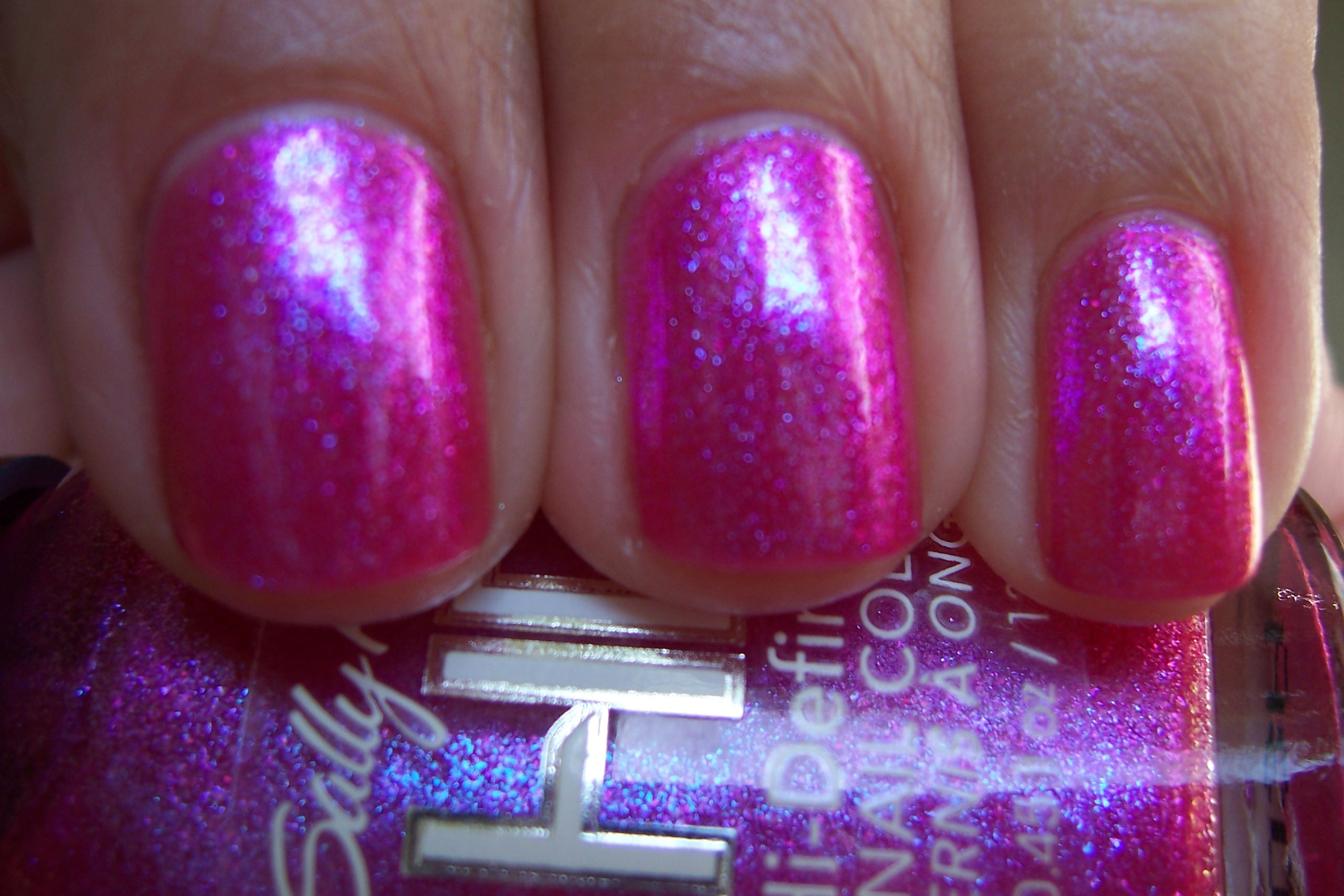 Sally Hansen HD Hi-Definition Nail Color DVD Archives - Of Life and ...