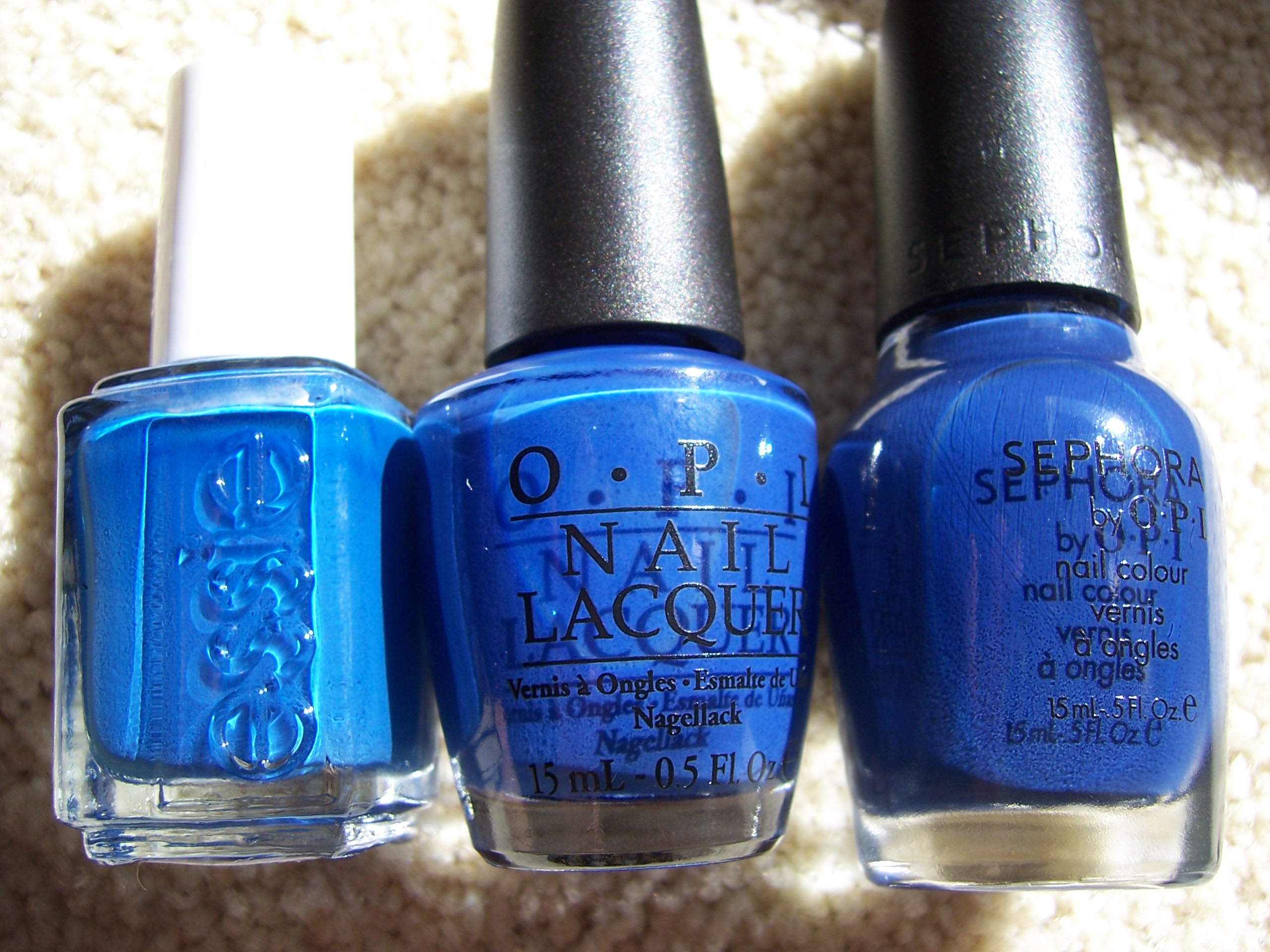 I\'m Blue! - Of Life and Lacquer