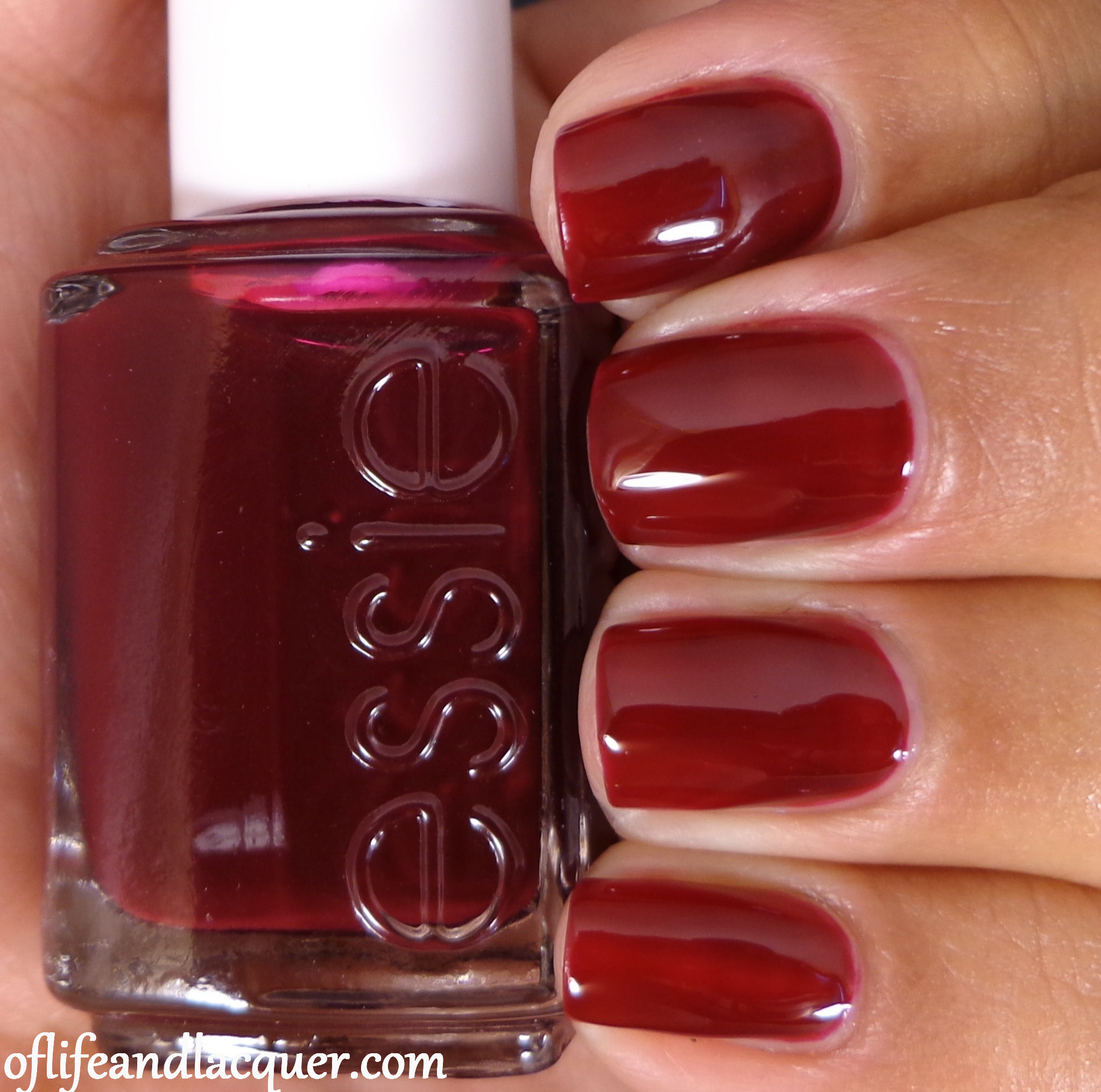 Essie Oldies - Of Life and Lacquer